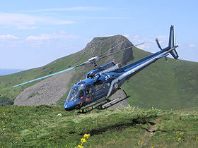 Eurocopter AS-350 Écureuil