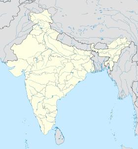 Carte d'Inde