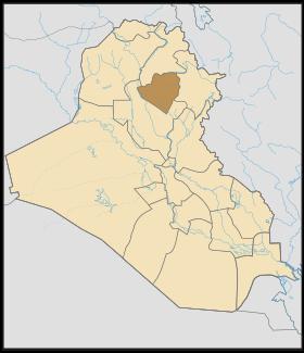 Irak locator17.svg