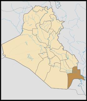 Irak locator6.svg