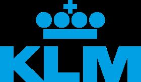 KLM logo.svg