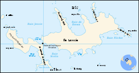 Laurie island map-fr.svg