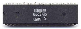 Un MOS Technology 6502