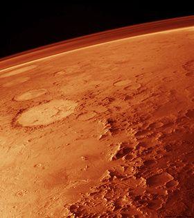 Atmosphère de Mars