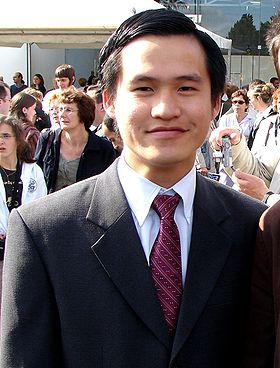 Nguyễn Tiến Trung le 29juin2007 à la remise de son diplôme par l'INSA de Rennes.