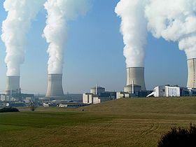 Centrale nucléaire de Cattenom}