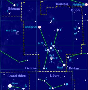 Orion (constellation)