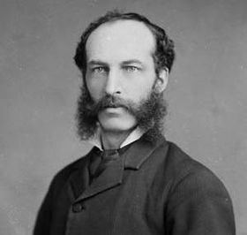 Pierre-Amand Landry en 1884 (Source: Bibliothèque et Archives Canada)
