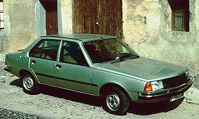Renault 18 sedan