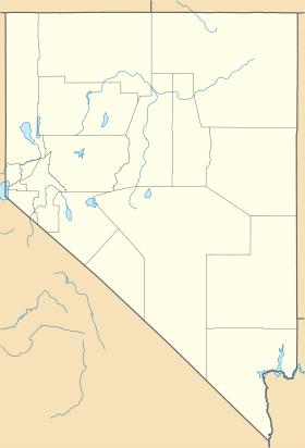 (Voir situation sur la carte du Nevada)