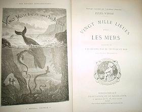 Illustration de Vingt Mille Lieues sous les mers