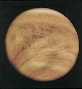 Atmosphère de Vénus