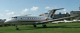 Yak-40 (Musée de l'Aviation Polonaise)