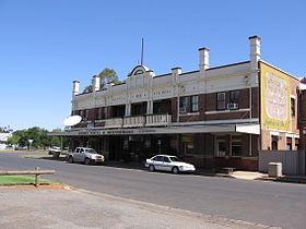 l'hôtel de Yenda