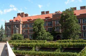 Le Folwell Hall sur le campus de l'Université du Minnesota.
