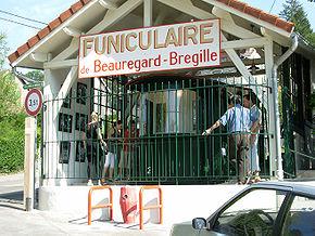 La gare basse en 2007