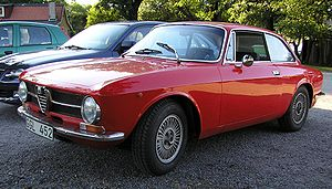 Giulia 1300 GTj (1972)