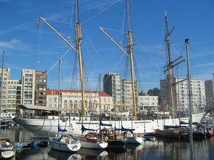 Le Mercator à Ostende