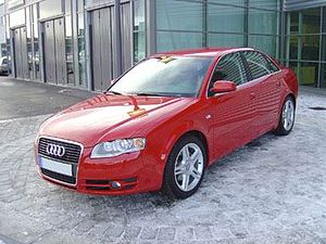 Audi A4 2004 Berline tricorps
