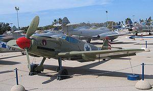 Un Avia S-199 israélien