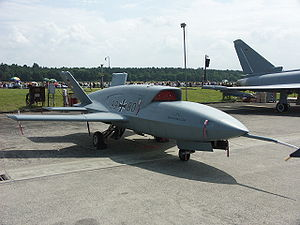 Le Barracuda sur la base de Manching (Allemagne)