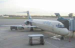 B. 717 d'Air Trans
