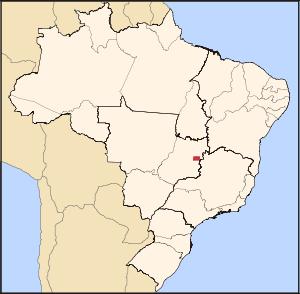 Carte de Brasília