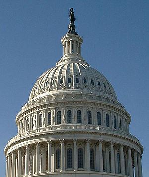 Dôme du capitole de Washington DC