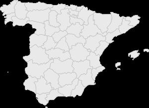 Carte de localisation de Barcelone Barcelona