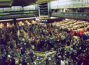 Bourse de commerce de Chicago