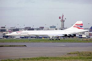 Le 208 à l'aéroport d'Heathrow