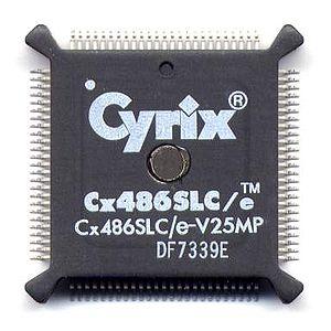 yrix Cx486SLCe