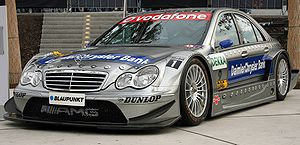 Mercedes Classe C DTM en 2006