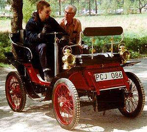 Automobile de 1901, type G dite