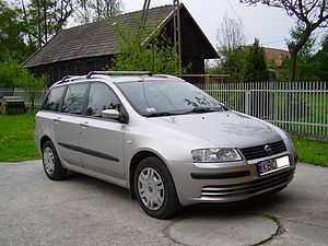 Fiat Stilo Mult-Wagon