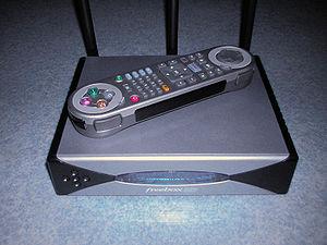 Freebox V5 Boitier HD