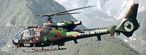 Gazelle SA 342M