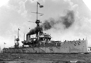 le HMS Dreadnought