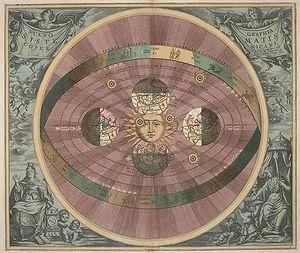 Harmonia Macrocosmica (Andreas Cellarius 1708)