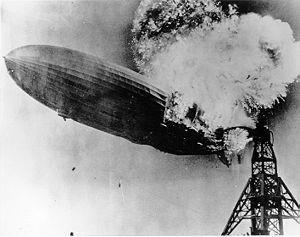 Incendie du Hindenburg