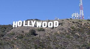 Le célèbre Hollywood Sign de Los Angeles