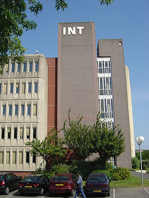 INT E Building