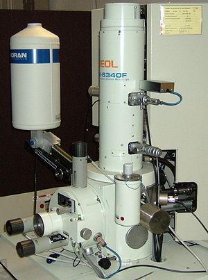 Microscope électronique à balayage JEOL JSM-6340F