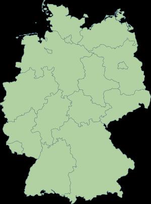 Karte Bundesrepublik Deutschland.svg