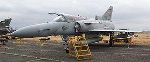 Kfir de la Force aérienne de l'Équateur