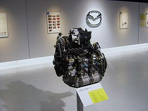 Birotor Mazda