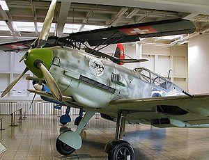 Un Bf 109E