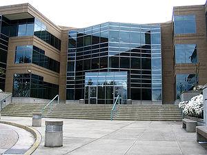 Siège social de Microsoft à Redmond, dans l'État de Washington