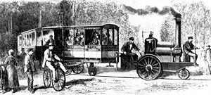 Monorail Larmanjat- 1868
