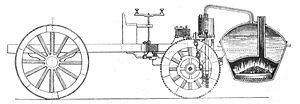 automobile Joseph Cugnot
